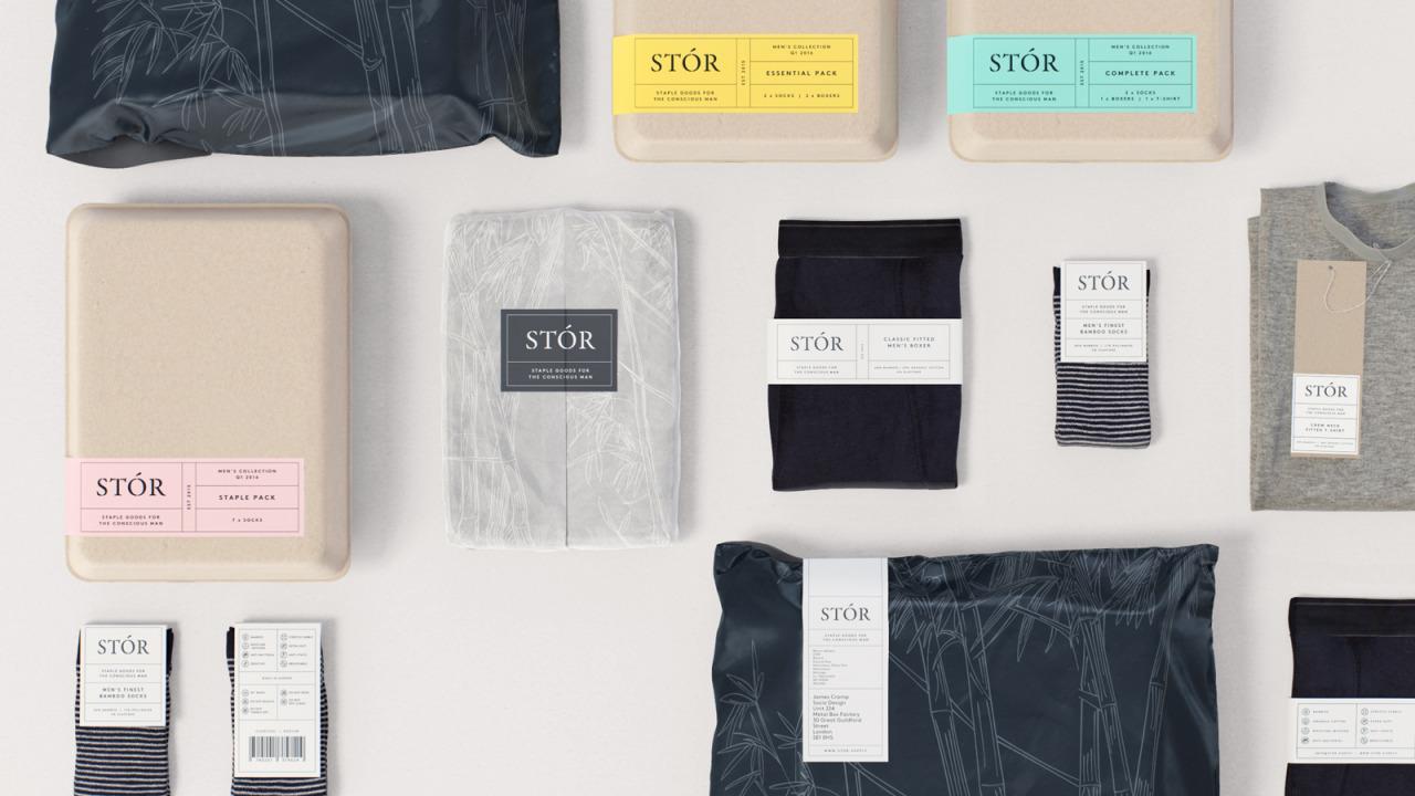 STÓR Branding by Socio Design