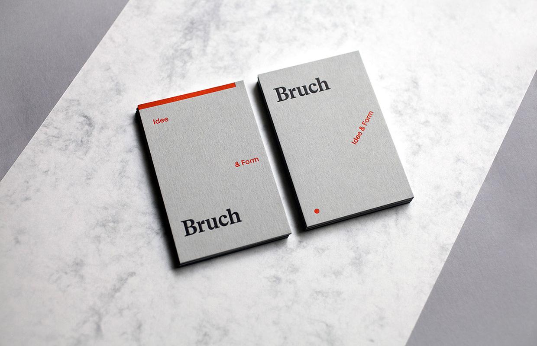 Studio Branding by Bruch