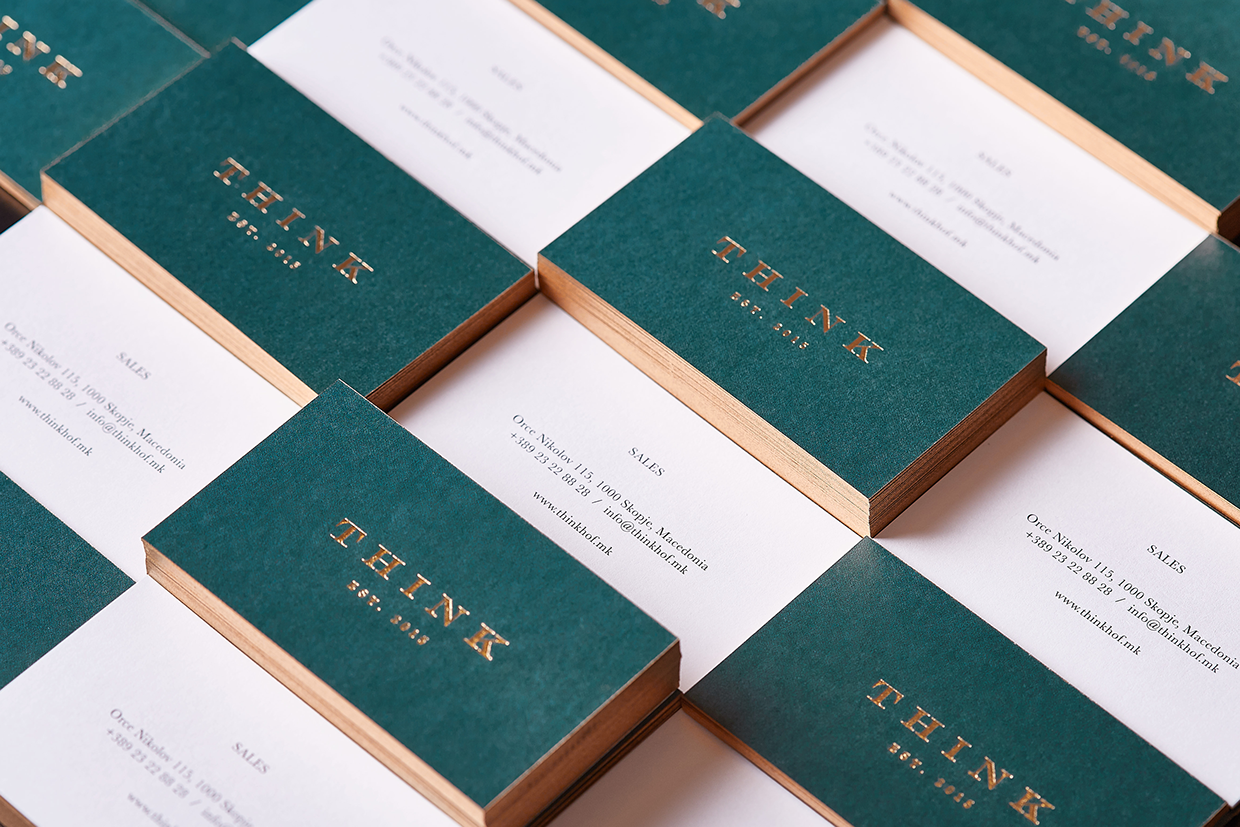 Think — House of Furniture Branding