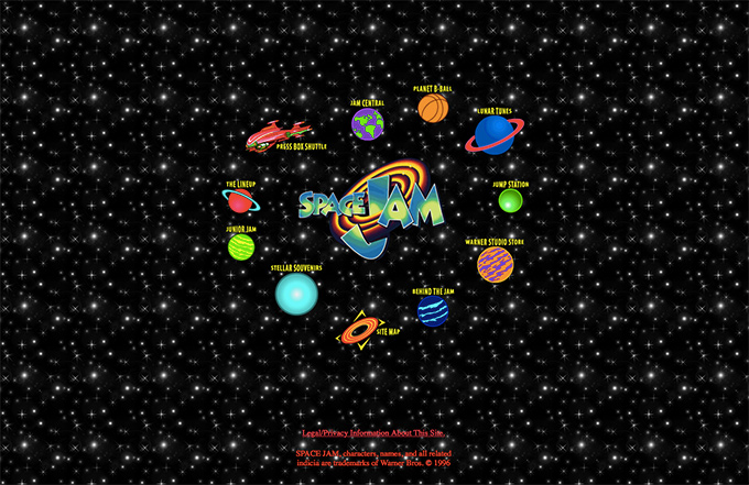 10 Popular Web Designs From The 90s That Would Never Fly