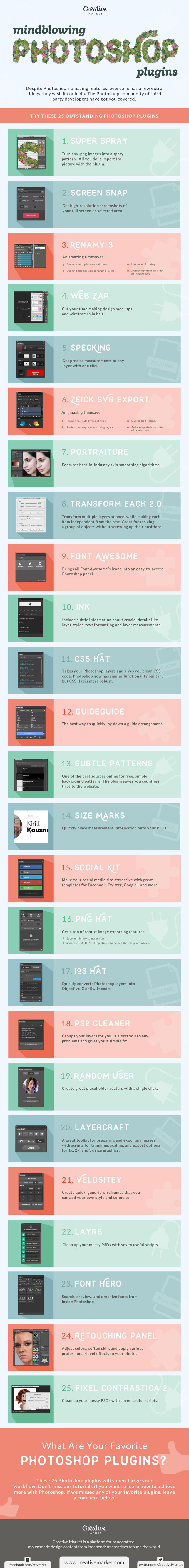 25-Photoshop-Plugins-Infographic