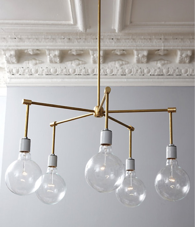 Office-Ideas-DIY-Chandelier