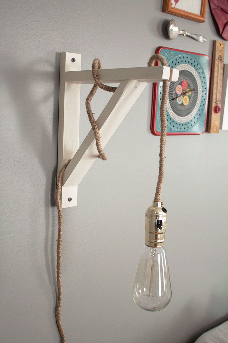 Office-Ideas-DIY-Lamp