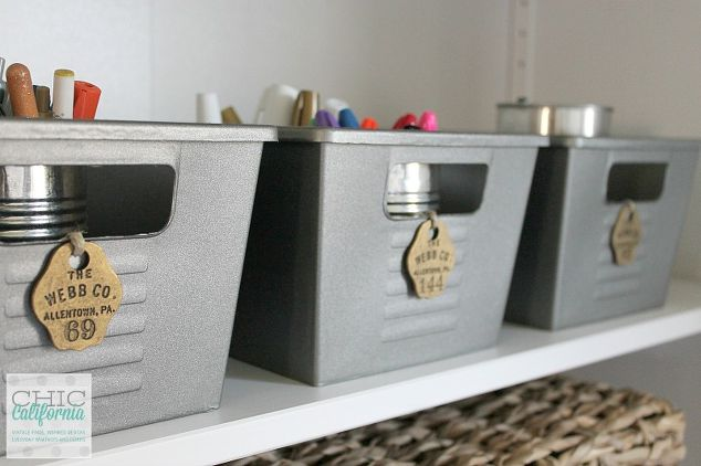 Office-Ideas-DIY-Tin-Basket-Locker