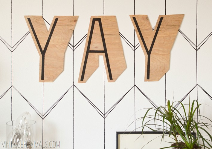 Office-Ideas-DIY-Vintage-Sign