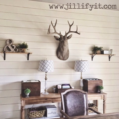 Office-Ideas-DIY-Wood-Wall