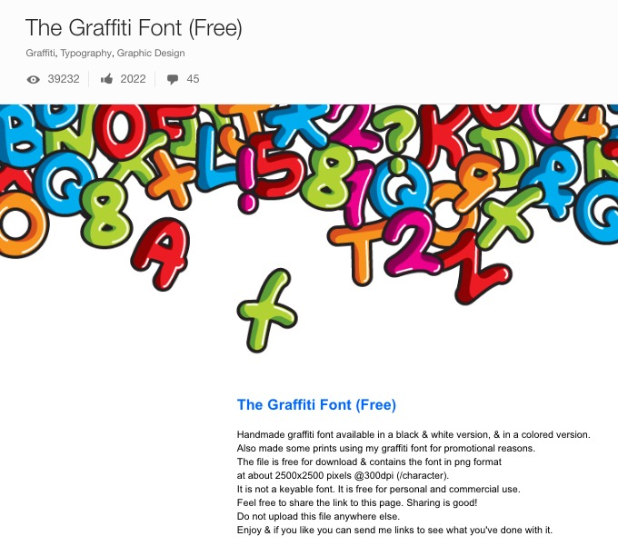 graffiti-font-the-graffiti-font
