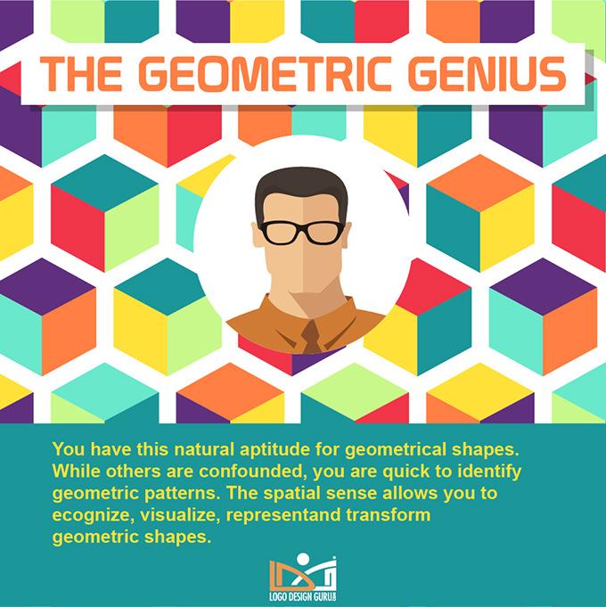 The Geometric Genius Designer