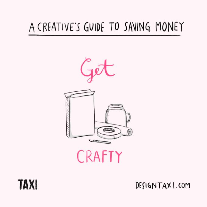 How to save money as a designer - 003