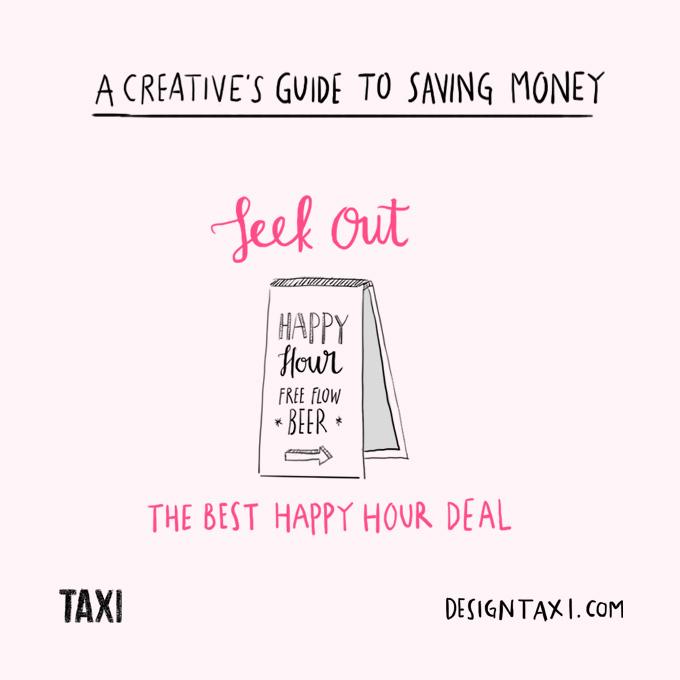 How to save money as a designer - 004