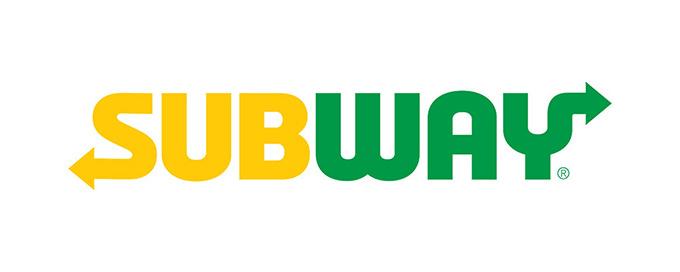 2016 Subway logo wordmark