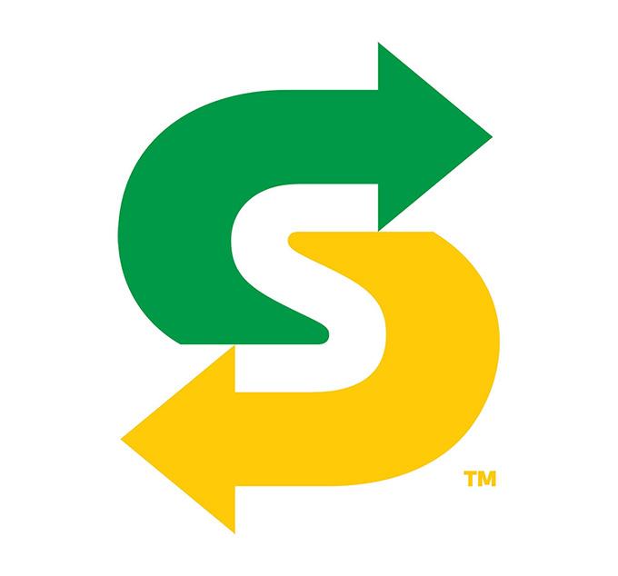 2016 Subway logo monogram