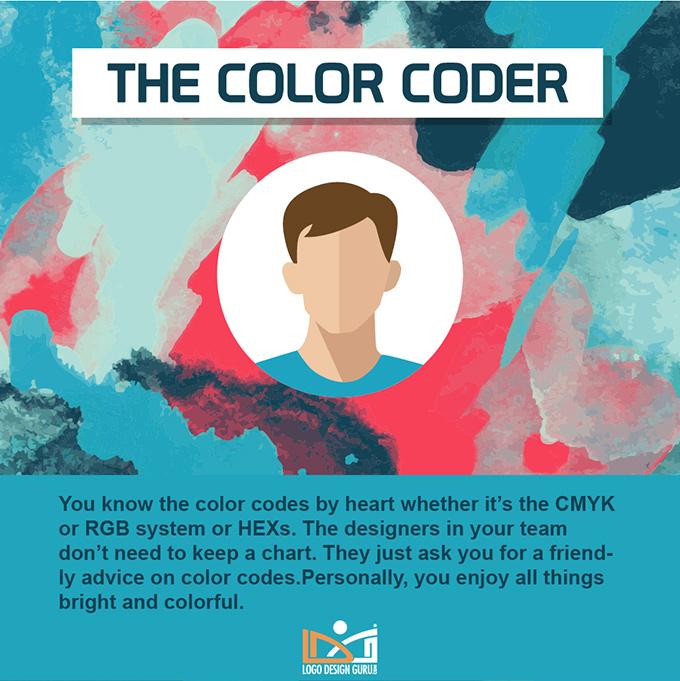 The Color Coder Designer