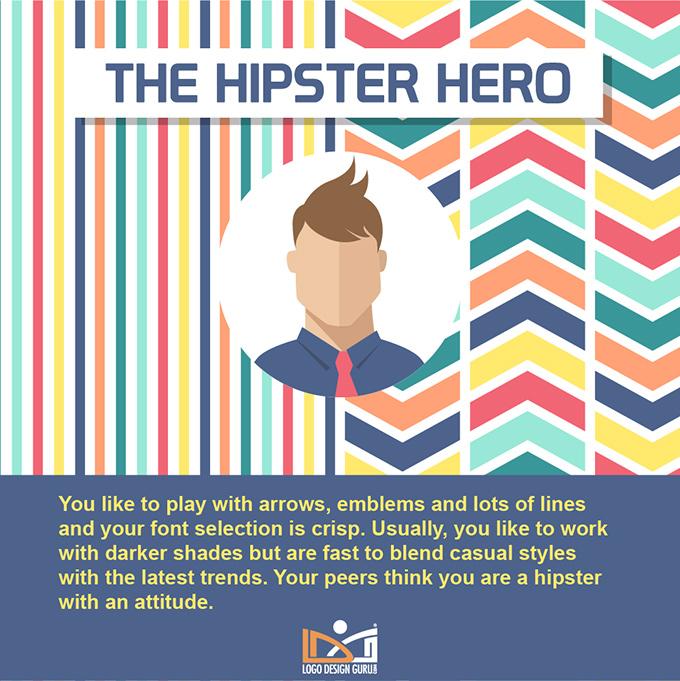 The Hipster Hero Designer
