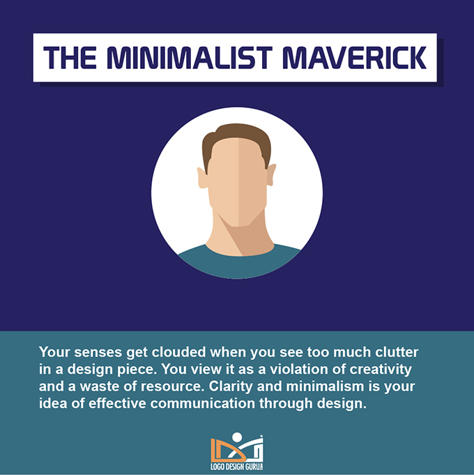 The Minimalist Maverick Designer