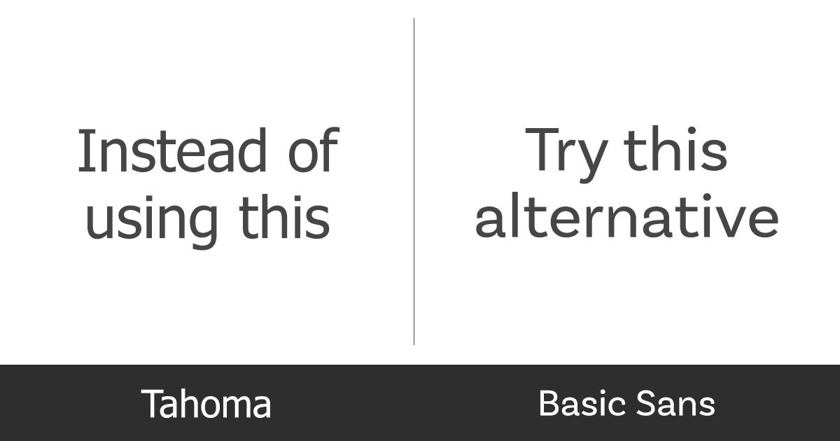 stylish-fonts-tahoma-basic-sans