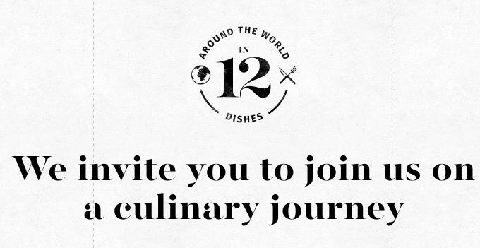 12 Dishes Bold Serif Fonts