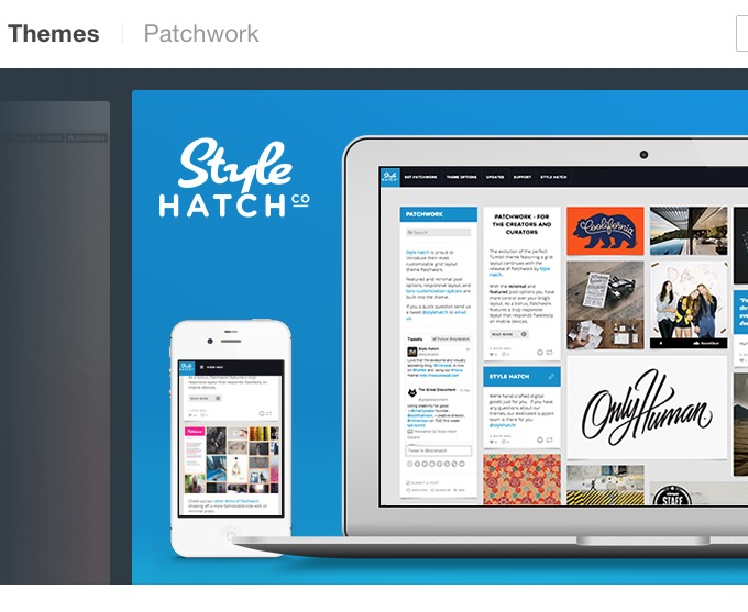 Tumblr Themes: The Complete Guide ~ Creative Market Blog
