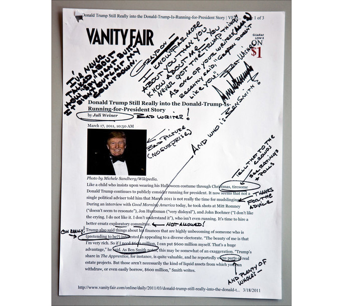 Donald Trump S Handwriting Has Been Made Into A Free Font Creative