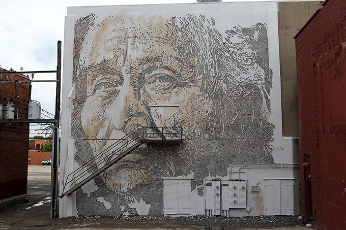VHILS at Unexpected
