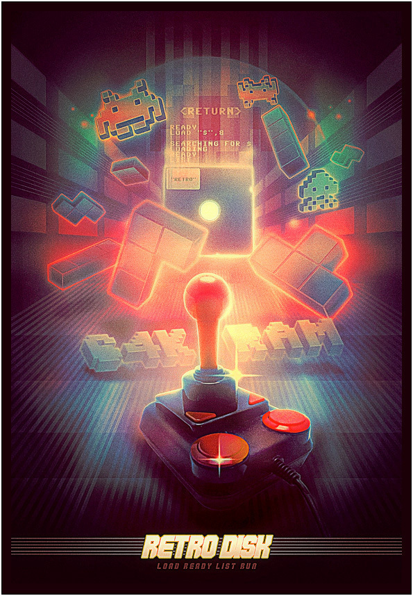 retro-disk-by-ralf-krause
