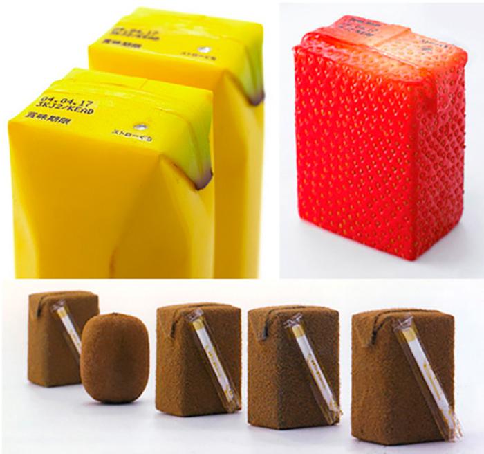 Juice skins