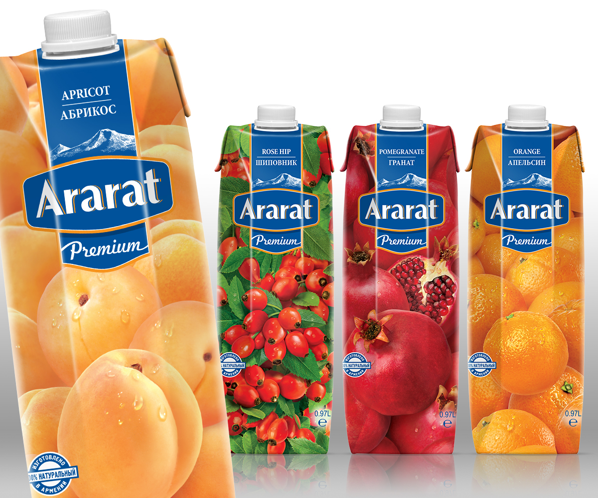 Ararat Natural Juices