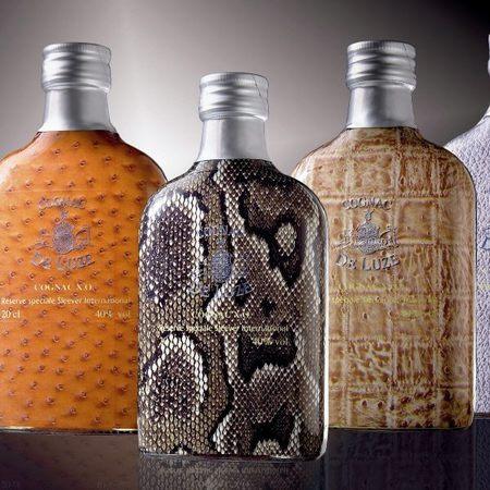Cognac de Luze Shrink Wrap