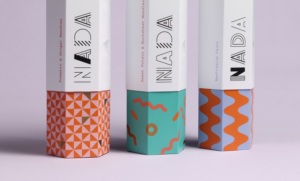 Nada Pasta Packaging