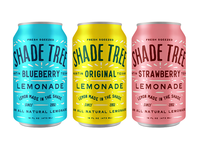 Shade Tree Packaging Exploration