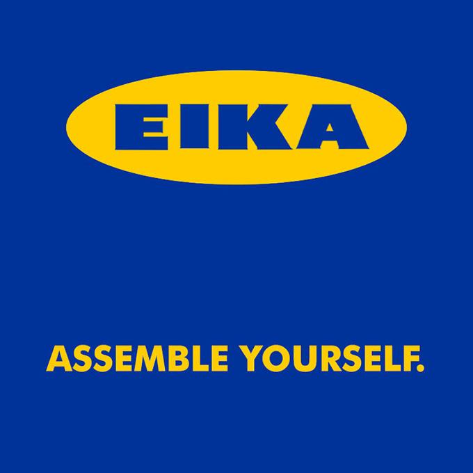 Ikea print ad