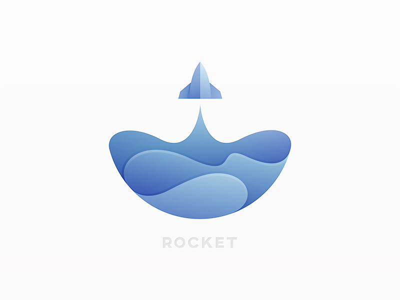 rocket by yoga perdana - Graphic Design Logo Ideas