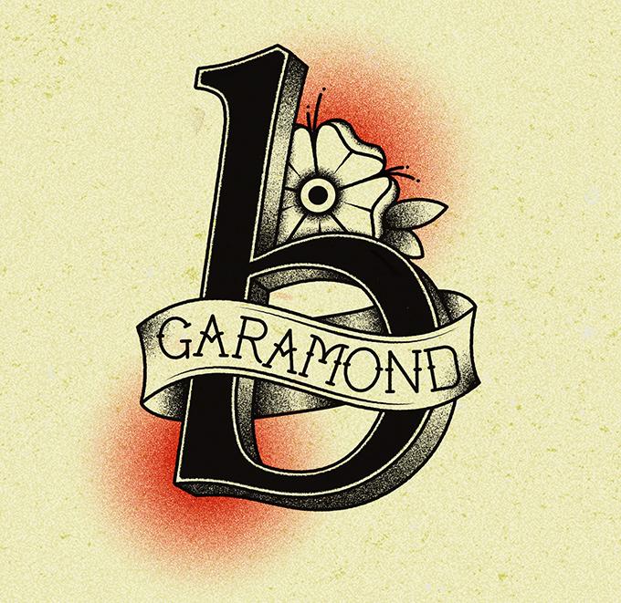 TypeTatts B for Garamond
