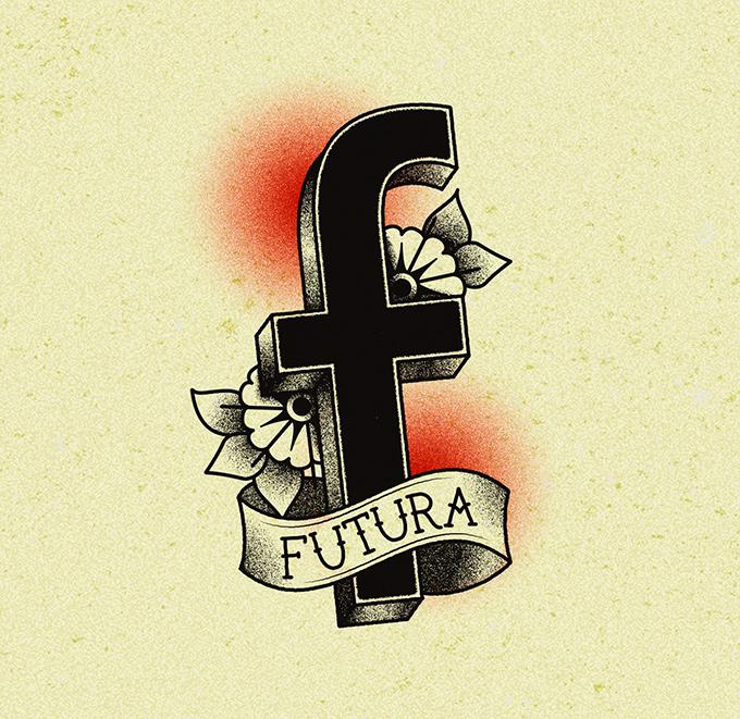 TypeTatts f is for Futura