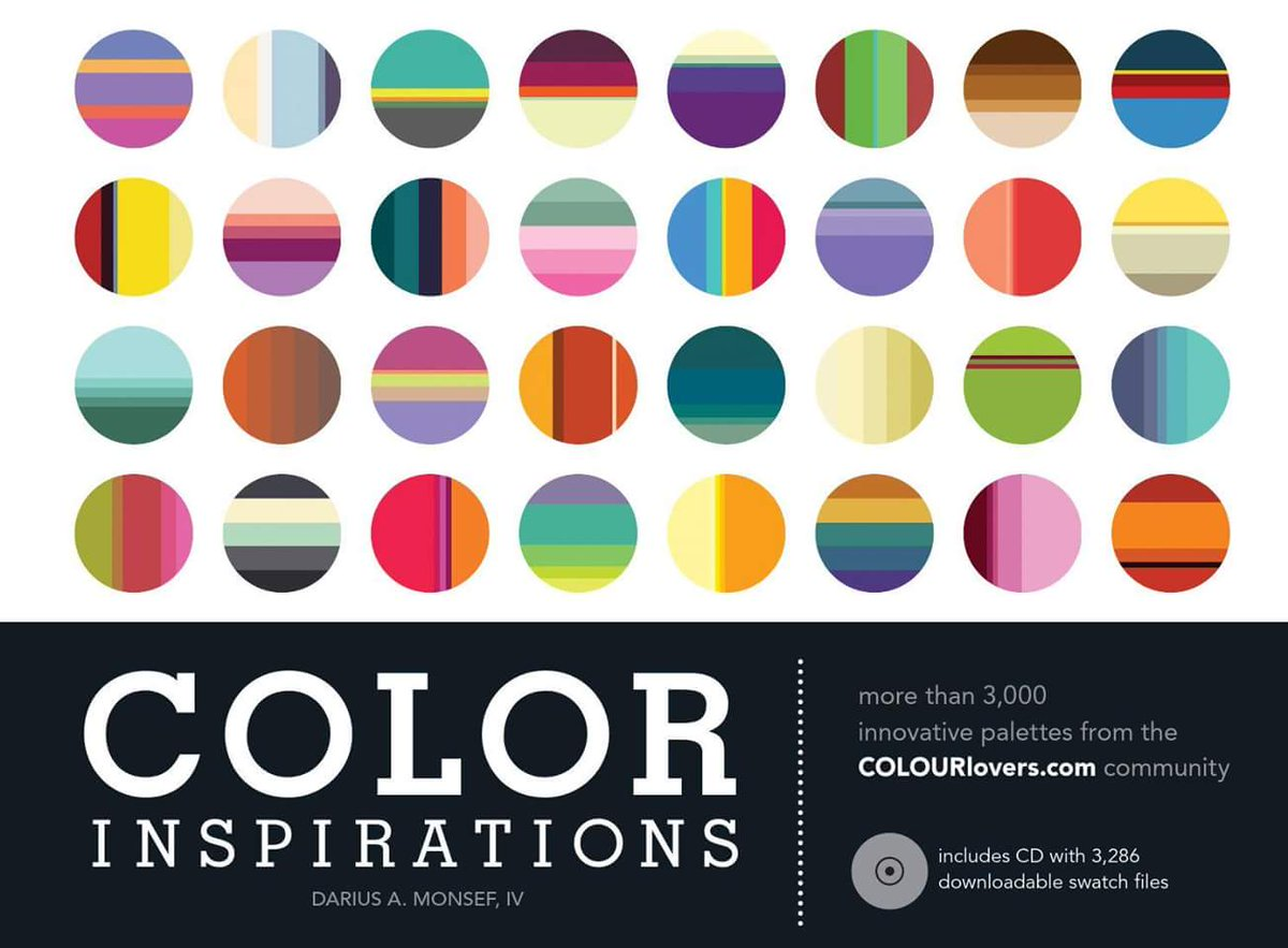 Color Inspirations Darius A Monsef IV