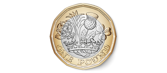 New British Pound