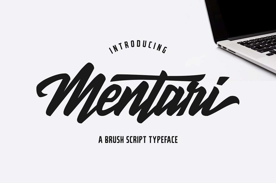 Mentari - Best fonts on Creative Market