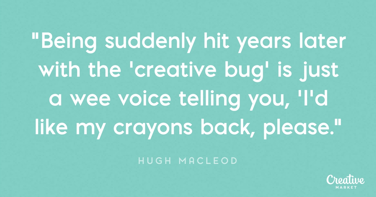 20 Encouraging Quotes To Cure Your Creative Block Creative Market Blog