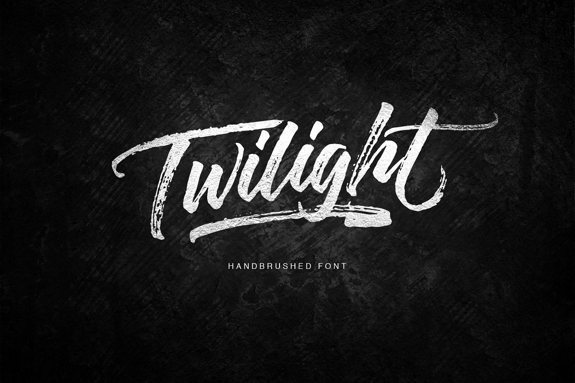 Twilight Script - Best Script fonts on Creative Market