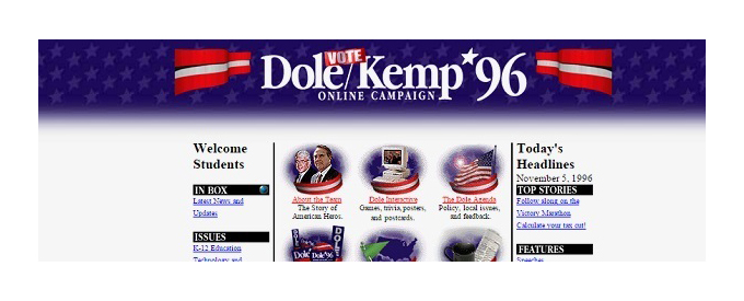 dole kemp website