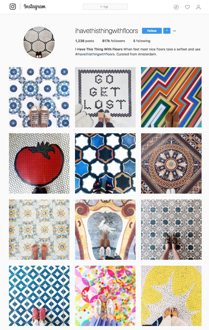 20 Inspiring Instagram Themes for Bloggers ~ Creative Market Blog
