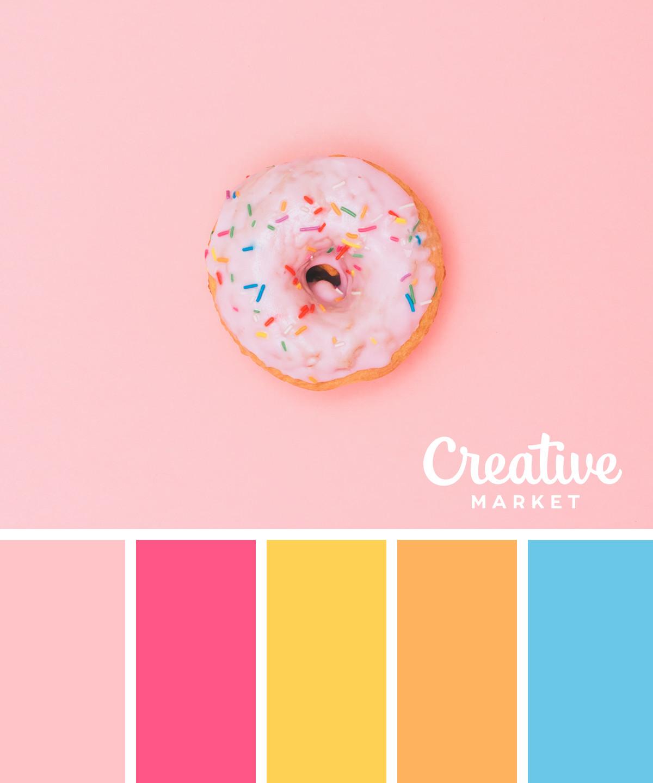 15 Downloadable Pastel Color Palettes For Summer Creative Market Blog