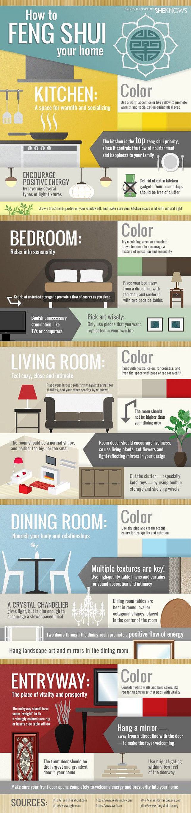 coloring your home