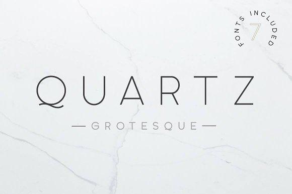 Quartz Grotesque