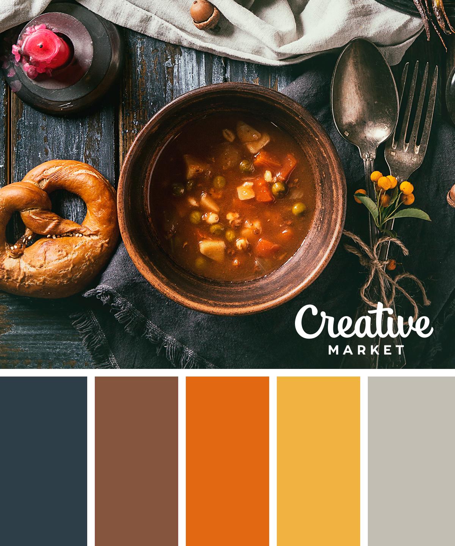 15 Downloadable Color Palettes For Winter Creative Market Blog