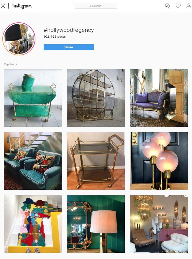 Design Trend Report Hollywood Regency Creative Market Blog