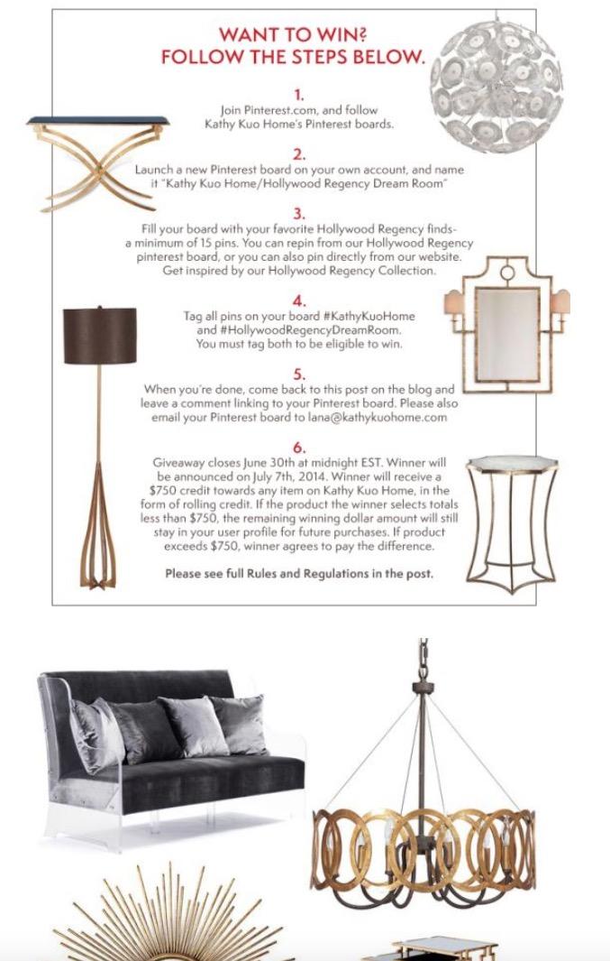 463e6d78b9 Design Trend Report: Hollywood Regency ~ Creative Market Blog