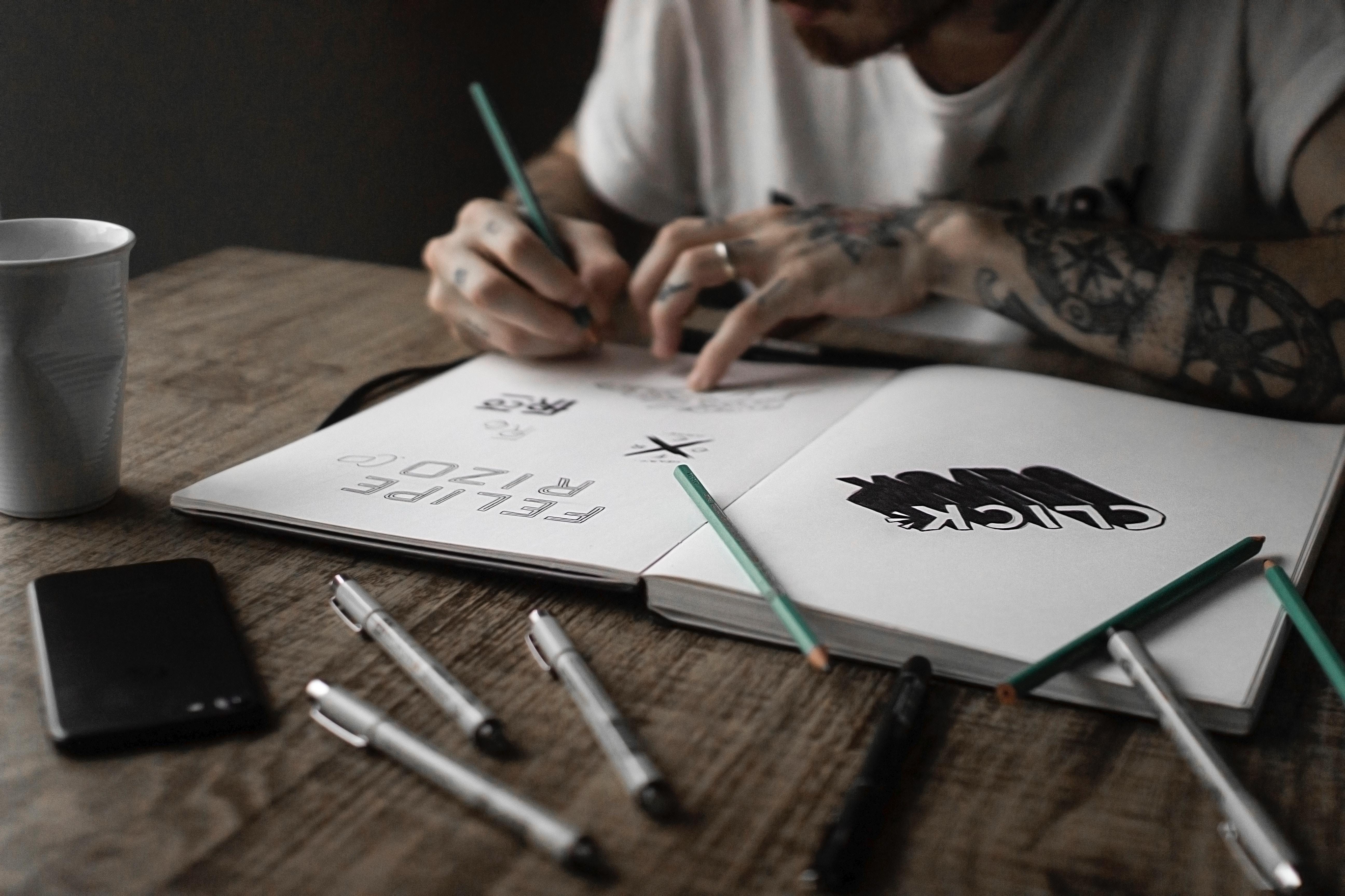 New Logo Design Checklist: 20 Ideas to Consider ~ Creative