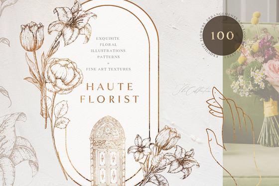 Haut Floral Graphic Bundle by Laras Wonderland (5)