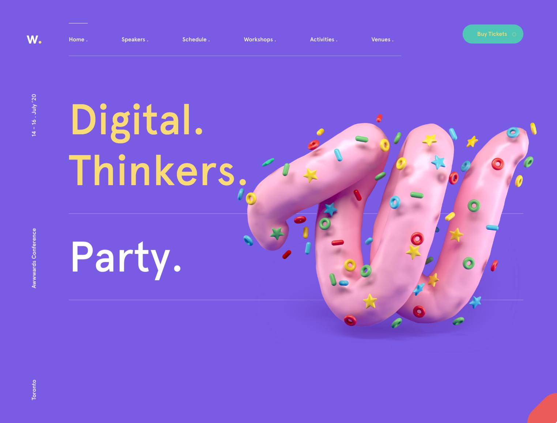 Top 10 Web Design Trends For 2020 Creative Market Blog